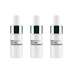 BioEffect Anti-Aging Pflege Gesichtspflege 30 Day Treatment3 x 4 ml Intensive Anti-Ageing Serum 12 ml