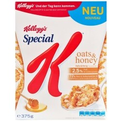 Kellogg´s Special K Oats & Honey