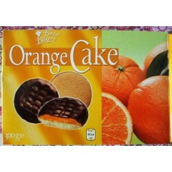 Finest Bakery Orange Cake