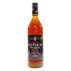 OLD PASCAS Rum dark 37,5% Vol., 0,7 l