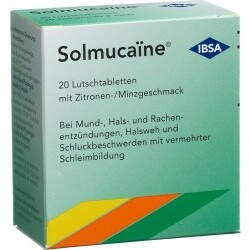 Solmucaine