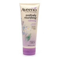AVEENO POSITIVELY NOURISHING CALMING BODY LOTION