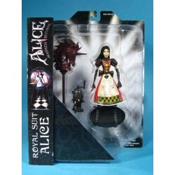 Alice: Madness Returns Actionfigur (Royal Guard Costume)