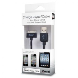 Charge & SyncCable for Apple iDevices