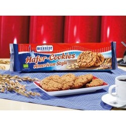 MCENNEDY Hafer Cookies American Style