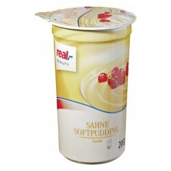 real,- QUALITY - Sahne-Softpudding Vanille