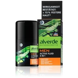 Alverde- men Q10 anti-falten-creme