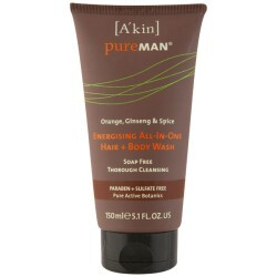 A'kin - Pure Man All-in-One Hair & Body Wash