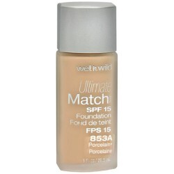 Wet n wild Ultimate Match Foundation SPF 15