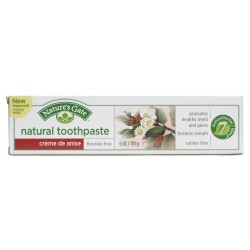 Nature's Gate, Natural Toothpaste