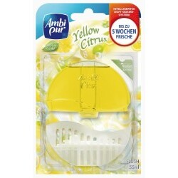 Ambi pur flush Yellow citrus