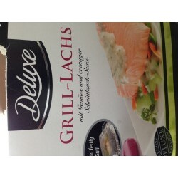 Deluxe - Grill-Lachs