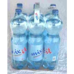 Mix it - Sodawasser 6 x 1,5 Liter