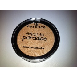 Essence Ticket to Paradise Shimmer Bronzer