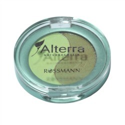 Alterra - Duo Lidschatten 02 Olive Green
