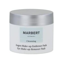 Marbert Pflege Cleansing Eye Make-up Remove Pads  50 Stk.