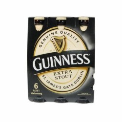 Guinness Extra Stout - 4,1 % Vol.
