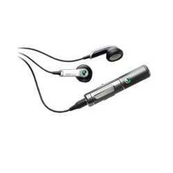 Sony Ericsson HBH-DS205 Stereo Bluetooth Headset (A2DP)