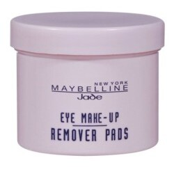 Maybelline Jade Eye Make-Up Remover Pads