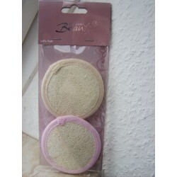 For Your Beauty Luffa-Pads