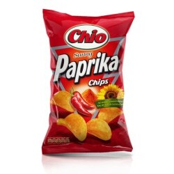 Chio Chips Sunny Paprika