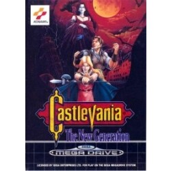 Castlevania the new generation - Megadrive - PAL