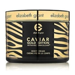 elizabeth grant caviar gold edition body cream. Black Bedroom Furniture Sets. Home Design Ideas