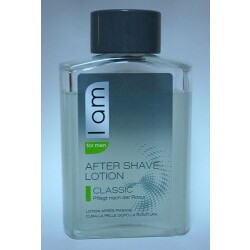 I am After Shave Lotion Classic