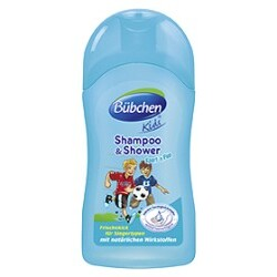 Bübchen Kids Shampoo & Shower Sport'n'Fun Mini
