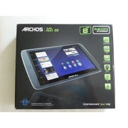 ARCHOS Tablet 101 G9 10-(25,6cm) 8 GB, 1 GHz-Proz, Android 3.2