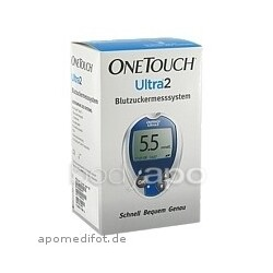 ONE TOUCH - Ultra 2 Blutzucker Messsystem mmol/2