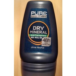 Pure & Basic Men Dry Mineral