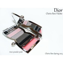Dior Look Spring Look Couture Make-up Palette (Clutch)Rose Poudrè 8,40 g