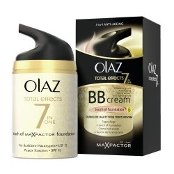 Olaz - Total Effects BB Cream Touch of Foundation