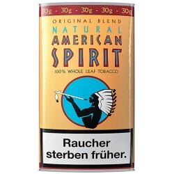 Natural American Spirit - 100% Whole Leaf Tobacco