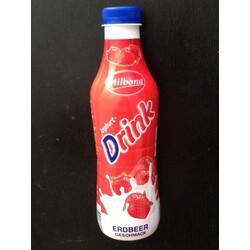 Milbona - Joghurt Drink - Erdbeer Geschmack - 20111519 ...