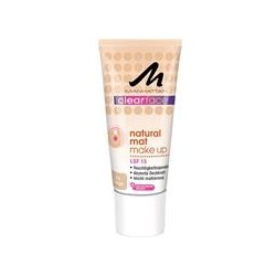 Manhattan - Clearface Natural Mat Make-Up, Nr. 75