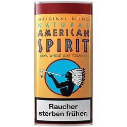 Natural American Spirit - 100% Additive-Free Natural Tobacco