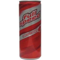 full speed cranberry