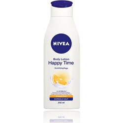 Nivea Body Lotion Happy Time mit Hydra IQ