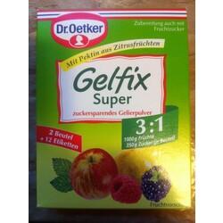 Dr Oetker Gelfix