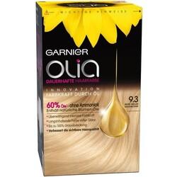 Garnier Olia - Haarfarbe 9.3 Sehr Helles Goldblond - 3600541251106 u2013 | ||| | || CODECHECK.INFO