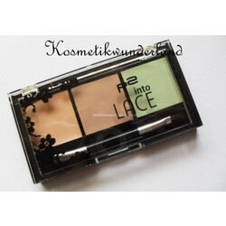 into lace concealer