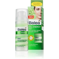 Balea - Cell Energy 2in1 Anti-Falten-Creme +  Hydra-Serum