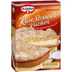 Dr Oetker Backmischung Kase Streusel Kuchen 4000521005856