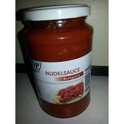Nudelsauce Bolognese
