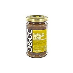 O & CO Confiture Kastanien Birne