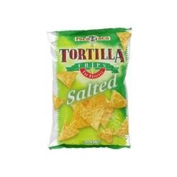 Poco Loco Tortilla Chips Salted