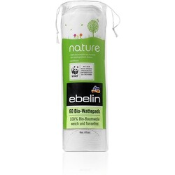 dm ebelin nature Bio-Wattepads