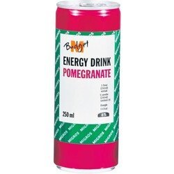 M-Bud Energy Drink Pomegranate